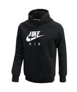 Nike 2016 Men's AS NSW Air Fleece Hoodie Sweatshirts Black 810807-010 - $99.99