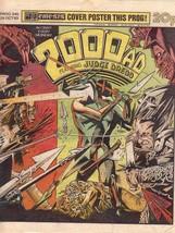 2000 AD Prog #340 - Judge Dredd Nemesis - Kevin O'Neill 1983 - $6.95