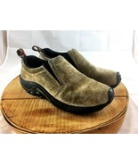 Merrell Shoes Jungle Moc Taupe Women's Size 9 - $29.02