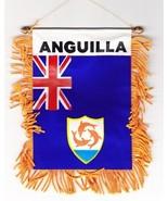 Anguilla Window Hanging Flag - $3.30