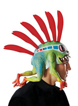 Licensed Murloc World Of Warcraft Costume Mask Headpiece Adult Halloween Wow - $39.55