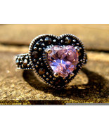 Pink Angelic light Rays portal ring of Archange... - $75.00