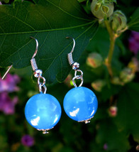 Haunted spell cast MOON MAGICK ear rings Moonstar7spirits the good WITCH - $20.00