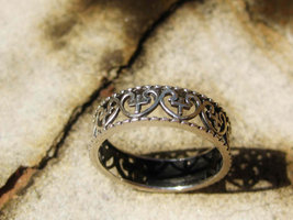 Haunted Ring Lady Of The Lake Unbridled Power Of Positive Sorcery - $60.00