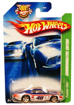 Hot Wheels 2008 Custom Otto Commemorative Edition M5367 1:64 Scale diecast. - $79.00