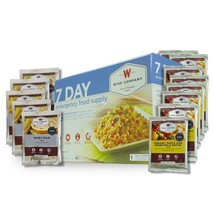 7 Day Emergency Food Supply - $64.99