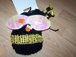 Size XS X Small Honey Queen Bumble Bee Dog Pet Halloween Costume New LED... - $16.00