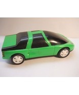 Friction Toy Sport Racer 3 X 5 Collectible Cars Green Color - $9.99