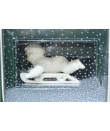 Department 56 Snowbabies Hold On Tight With Box 7956-1 - $22.80
