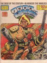 2000 AD Prog #339 - Judge Dredd Strontium Dog Nemesis - Carlos Ezquerra ... - $5.95