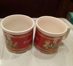 VINTAGE Campbell's Soup Mug 1998 Houston Harves... - $8.59