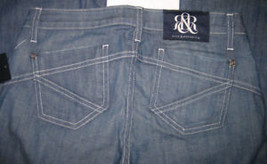 NWT Rock & Republic Jeans Bootcut Blakeley Elite Blue 25 - $19.99