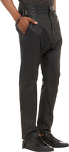 NWT Helmut Lang Men's Drop Rise Drop Waist Resin Coated Pants 30 - $149.99