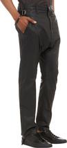 NWT Helmut Lang Men's Drop Rise Drop Waist Resin Coated Pants 30 - $105.99