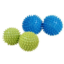 Lots of Dryer Balls Washing Laundry Drying Fabric Fabric Softener Clean ... - $4.00