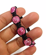 Light Pink Knot Bracelet for Ladies - $15.90
