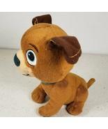 Disney Doc McStuffins Findo Brown Puppy Dog Plush Stuffed Animal Toy 6 I... - $14.10