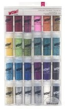 Blenders (Countertop) American Crafts 24Pack WOW Extra Fine Glitter 27388 - $42.47