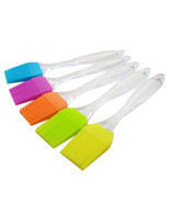 Silicone Baking Bakeware Bread Cook Pastry Oil Cream BBQ Tool Basting Brush - ₨145.41 INR