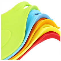 Silicone Heat Resistant Spoon Fork Mat Rest Utensil Spatula Holder Casua... - $3.11