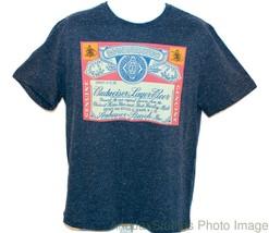 Budweiser Anheuser-Busch Brand Logo Graphic T-Shirt - $15.99