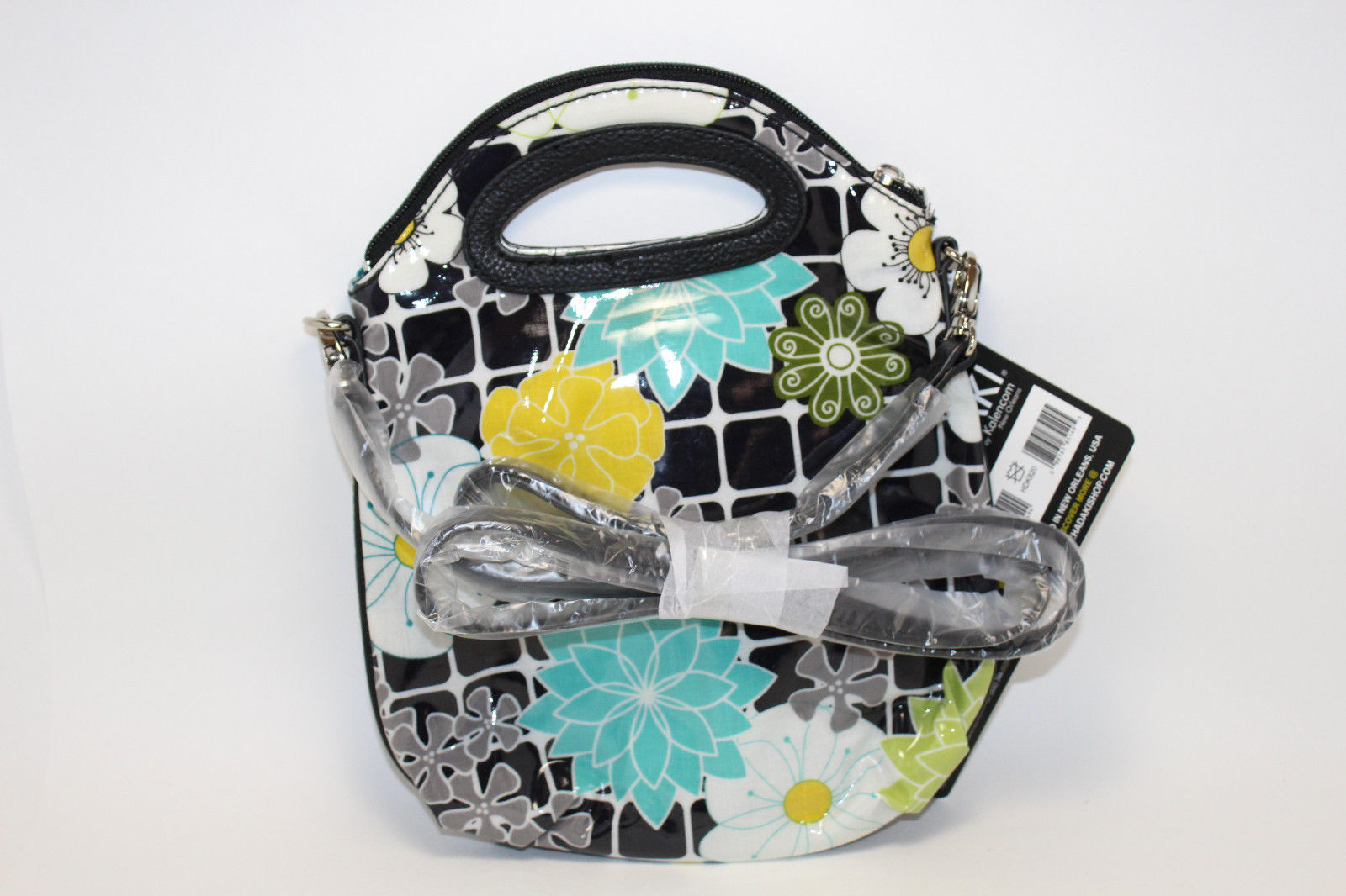 Hadaki by Kalencom New Orleans Sling - Clutch - O'Floral Tote Diaper Bag