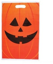 Jack O Lantern Trick Or Treat Bags; 50 Pack - $16.53