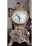 VINTAGE UNITED ELECTRIC CLOCK MODEL NO. 82, MADE IN USA, WORKING. - $43.52