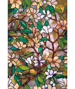 "Artscape 01-0113 Magnolia Window Film 24"" x 36"" - $31.27"