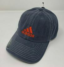 New! Adidas Adult Unisex Aeroready Cap/Hat-Washed Blue/Orange - $51.62
