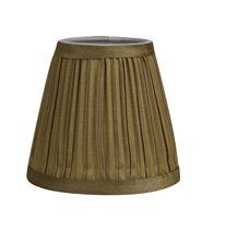 Urbanest Mushroom Pleated Chandelier Lamp Shade, 3-inch by 5-inch by 4.5-inch, G - $9.89