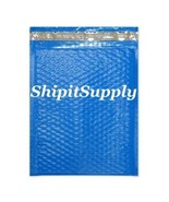 1-500 #0 6x10 Poly ( Blue ) Color Bubble Padded Mailers Extra Wide 6.5x10  - $2.96 - $98.99