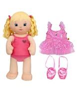 Build a Bear Blonde Ballerina Doll 17in. Stuffe... - $139.95