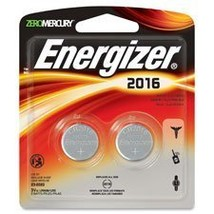 Lithium Batteries, Watch/Calculator, 3.0 Volt, 2/PK, Sold as 2 Package - $24.82