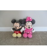 Disney Plush soft toys, kids, assorted, pick from menu - $4.95+