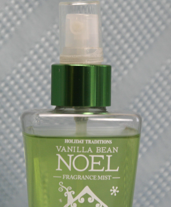 Bath body works vanilla bean noel 8ozs body fragrance for Bath and body works scents best seller