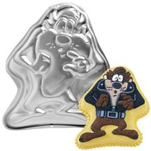 Wilton Cake Pan: Taz Tasmanian Devil ~ Looney Tunes Warner Bros. ~ Retired - $24.99