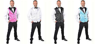 Showman / Cabaret Sequinned Waistcoats