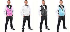 Showman / Cabaret Sequinned Waistcoats   - $28.00