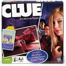 Clue Secrets in Paris - $11.17
