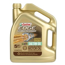Sign Castrol 03087 EDGE Extended Performance 5W... - $54.45
