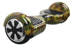 Camouflage Hoverboard Bluetooth Two Wheel Balance Scooter Free Fast Shippin - $279.00