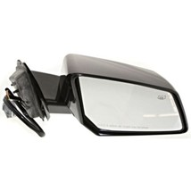 Fits 07-10 Saturn Outlook Right Pass Power Mirror W/ Heat and Manual Fol... - $61.95