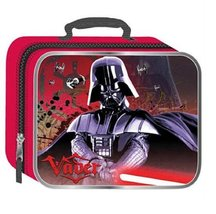 Kids Lunch Box Star Wars Vader Insulated Soft Bag - $28.95