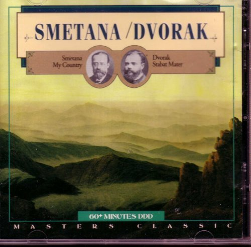 Primary image for Smetana - My Country / Dvorak - Stabat Mater [Audio CD]