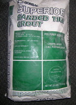 Khaki Bonsai Superior All Purpose Sanded Tile G... - $17.08