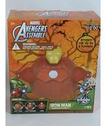Marvel Avengers Assemble Iron Man Pumpkin Decorating Kit - $4.95