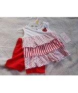 2 Piece Baby Girl Outfit Swiggles NWT Ladybug D... - $11.88