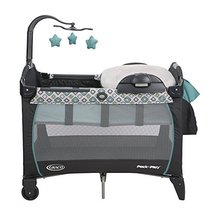 Baby Gear Graco Pack N Play Playard Portable Napper and Changer Affinia - $139.98