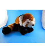 "RED PANDA 12"" plush WILD REPUBLIC bear CUDDLY SOFT Excellent cond. - $9.69"